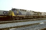 CSX AC4400W 92